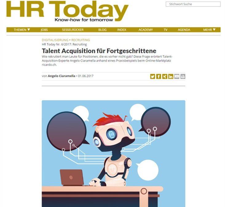 Talent Economy: Talent Acquisition für Fortgeschrittene